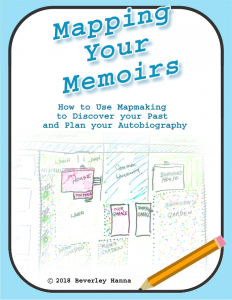PDF cover image, Mapping Your Memoirs