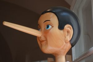 pinocchio, the big lie, life lessons