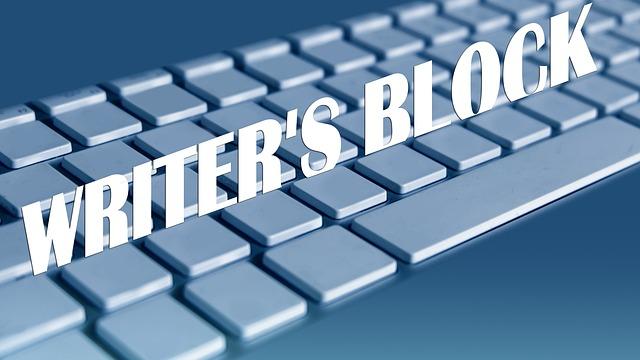 writer's block, muse, accountability