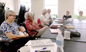 writer's group, writer's block, procra